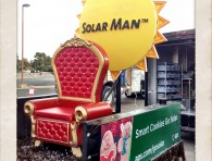 Solar Man Chair