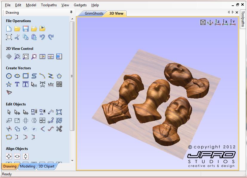 Crv3d Files